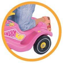 Odrážadlá od 12 mesiacov - Odrážadlo Bobby Classic Girlie BIG s klaksónom ružové od 12 mes_2