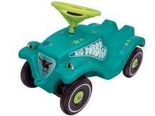 Bébitaxi kisautó Little Star Bobby Car BIG Classic dudával türkíz 12 hó-tól