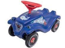 Bébitaxi kisautó Ocean Bobby Car BIG Classic dudával kék 12 hó-tól