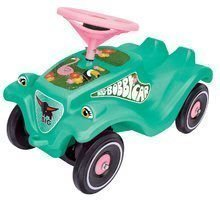 Bébitaxi Tropic Flamingo Bobby Car Classic BIG türkíz hanggal 12 hó-tól