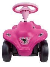 Odrážadlá sety - Set ružové odrážadlo New Bobby Minnie s klaksónom a ružové skladacie autíčko Mini Bobby od 12 mes_8