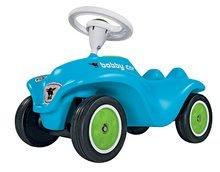 Odrážadlá sety - Set odrážadlo New Bobby BIG s klaksónom tyrkysové a autíčko Mini Bobby na naťahovanie od 12 mes_10
