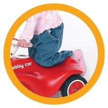 Preliezačky sety - Set preliezačka Adventure Car Smoby so šmykľavkou dlhou 150 cm a odrážadlo New Bobby s klaksónom od 24 mes_6