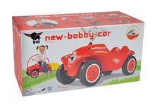 Preliezačky sety - Set preliezačka Adventure Car Smoby so šmykľavkou dlhou 150 cm a odrážadlo New Bobby s klaksónom od 24 mes_21
