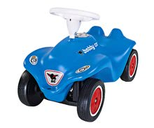 Odrážadlá sety - Set odrážadlo New Bobby BIG s klaksónom modré a autíčko New Mini Bobby na naťahovanie od 12 mes_4