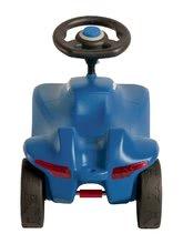 Odrážadlá od 12 mesiacov - Odrážadlo Bobby Car Neo BIG modré zvukové s gumenými kolesami a mriežkovanou maskou od 12 mes_1