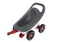 Chodítko a kočík a príves Buggy 3v1 BIG s brzdou k odrážadlám New&Classic&Neo&Next&Scooter od 12 mes