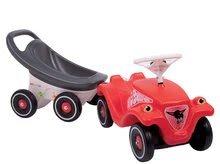 Dětská chodítka - Chodítko a kočárek a přívěs Buggy 3v1 BIG s brzdou ke všem odrážedlům New&Classic&Neo&Next&Scooter od 12 měsíců_6