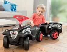 Príslušenstvo k odrážadlám - Prívesný vozík BIG čierny k odrážadlám New&Classic&Neo&Next&Scooter od 12 mes_0