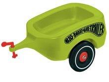 Přívěsný vozík BIG k odrážedlům BIG zelený od 12 měsíců