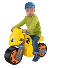 Odrážadlá od 18 mesiacov - Odrážadlo motorka Speed Bike BIG žlté od 18 mes_0