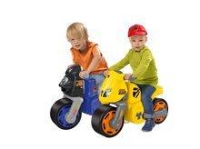 Odrážadlá od 18 mesiacov - Odrážadlo motorka Speed Bike BIG žlté od 18 mes_5