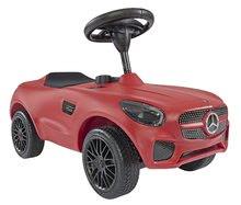 Odrážedlo auto Mercedes AMG GT Bobby BIG s klaksonem od 18 měsíců červené