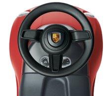 Poganjalci od 18. meseca - Poganjalec avto Baby Porsche 911 BIG z zvokom in pristnimi detajli z delavnice Porsche rdeč od 18 mes_1