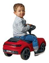 Poganjalci od 18. meseca - Poganjalec avto Baby Porsche 911 BIG z zvokom in pristnimi detajli z delavnice Porsche rdeč od 18 mes_9