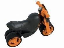 Odrážadlá od 18 mesiacov - Odrážadlo motorka Sport Bike BIG s elektronickým klaksónom čierno-oranžové od 18 mes_4