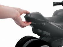 Odrážadlá od 18 mesiacov - Odrážadlo motorka Sport Bike BIG s elektronickým klaksónom čierno-oranžové od 18 mes_5