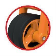 Odrážadlá od 18 mesiacov - Odrážadlo motorka Sport Bike BIG s elektronickým klaksónom čierno-oranžové od 18 mes_1