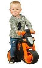 Odrážadlá od 18 mesiacov - Odrážadlo motorka Sport Bike BIG s elektronickým klaksónom čierno-oranžové od 18 mes_9