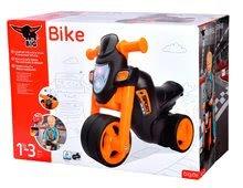 Odrážadlá od 18 mesiacov - Odrážadlo motorka Sport Bike BIG s elektronickým klaksónom čierno-oranžové od 18 mes_16