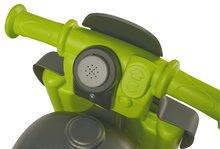 Odrážadlá od 18 mesiacov - Odrážadlo motorka Sport Bike Green BIG so zvukom a široké dvojité gumené kolesá zelené od 18 mes_3