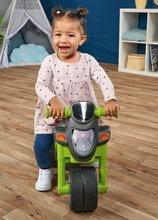 Odrážadlá od 18 mesiacov - Odrážadlo motorka Sport Bike Green BIG so zvukom a široké dvojité gumené kolesá zelené od 18 mes_6