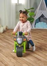 Odrážadlá od 18 mesiacov - Odrážadlo motorka Sport Bike Green BIG so zvukom a široké dvojité gumené kolesá zelené od 18 mes_8
