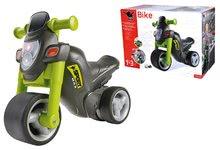 Odrážadlá od 18 mesiacov - Odrážadlo motorka Sport Bike Green BIG so zvukom a široké dvojité gumené kolesá zelené od 18 mes_10