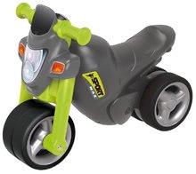 Odrážadlá od 18 mesiacov - Odrážadlo motorka Sport Bike Green BIG so zvukom a široké dvojité gumené kolesá zelené od 18 mes_11
