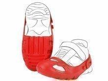 Ščitniki za čevlje BIG 12 meseca rdeče dolžino 21 - 27 od 12 mes