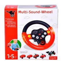 Príslušenstvo k odrážadlám - Interaktívny volant k odrážadlám BIG New&Classic&Next&Neo červeno-čierny od 12 mes_6