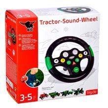 Príslušenstvo k odrážadlám - Interaktívny volant BIG so zvukom k odrážadlám BIG New&Classic&Next a BIG traktorom od 24 mes_7