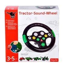 Príslušenstvo k odrážadlám - Interaktívny volant BIG so zvukom k odrážadlám BIG New&Classic&Next a BIG traktorom od 24 mes_8
