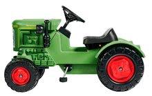 Detské šliapacie vozidlá - Traktor na šliapanie Fendt Dieselross BIG zelený_1