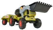 Otroška vozila na pedala - Traktor na pedale Claas Celtis BIG s prikolico_2
