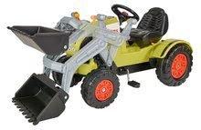 Otroška vozila na pedala - Traktor na pedale Claas Celtis BIG s prikolico_5