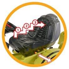 Otroška vozila na pedala - Traktor na pedale Claas Celtis BIG s prikolico_6