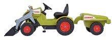 Otroška vozila na pedala - Traktor na pedale Claas Celtis BIG s prikolico_7