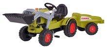 Otroška vozila na pedala - Traktor na pedale Claas Celtis BIG s prikolico_8