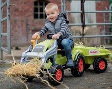 Otroška vozila na pedala - Traktor na pedale Claas Celtis BIG s prikolico_0