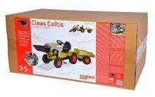 Otroška vozila na pedala - Traktor na pedale Claas Celtis BIG s prikolico_13
