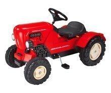 Traktor šlapací Porsche Diesel Junior BIG červený