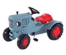 Traktor na šlapání Eicher Diesel ED 16 BIG modrý