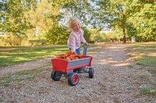 Šmykľavky sety - Set šmykľavka Toboggan XL Smoby s vodou dĺžka 230 cm a záhradný vozík Peppy s otočnými kolesami_7