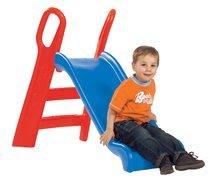 Skluzavky pro děti - Skluzavka Baby BIG 118 cm robustní modro-červená_2