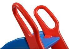 Skluzavky pro děti - Skluzavka Baby BIG 118 cm robustní modro-červená_6