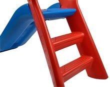 Skluzavky pro děti - Skluzavka Baby BIG 118 cm robustní modro-červená_4