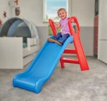 Skluzavky pro děti - Skluzavka Baby BIG 118 cm robustní modro-červená_0