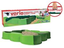 Pieskoviská pre deti - Pieskovisko Vario BIG štvorlístok s plachtou 112*112 cm zelené od 12 mes_8