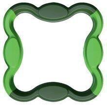 Pieskoviská pre deti - Pieskovisko Vario BIG štvorlístok s plachtou 112*112 cm zelené od 12 mes_1